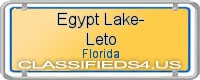 Egypt Lake-Leto board